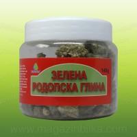 Зелена родопска глина