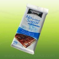 Шоколад Wawel без захар