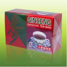 Зелен чай с Женшен