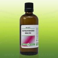 Терпентиново масло