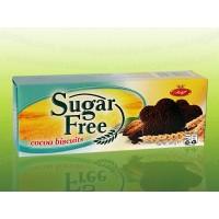 Какаови бисквити без захар