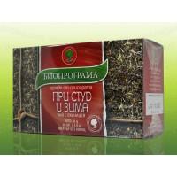 Билков чай при грип и простуда
