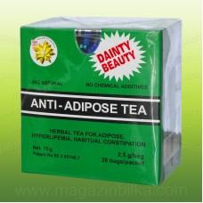 Китайски чай за отслабване