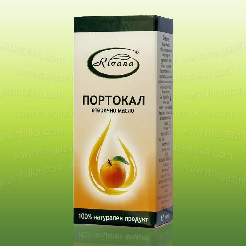 Етерично масло от Портокал - при разширени капиляри, акне..