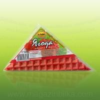 Локумена вафла без захар - Ягода
