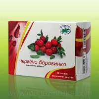 Червена боровинка