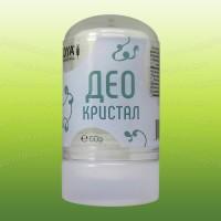 Стипца - кристален дезодорант
