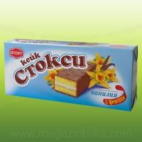 Кейк ванилия Стокси