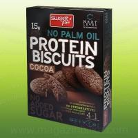 Протеинови какови бисквити