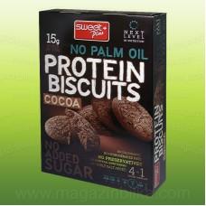 Протеинови какаови бисквити