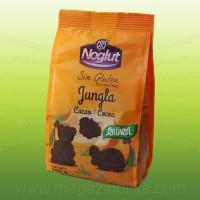 Детски бисквити без глутен Джунгла какао