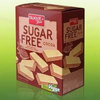 Вафли без захар - Какао