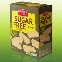 Вафли без захар - Лимон